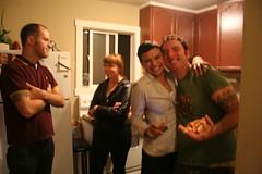 Neighbor, Sarah, Verdell, Mark