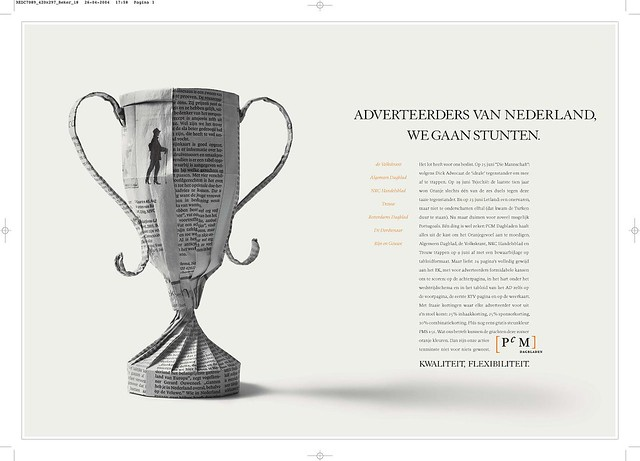 PCM Trophy Ad