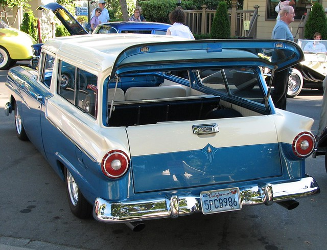 1957 ford 2 door ranch wagon custom 39 5pcb986 39 5 flickr for 1957 ford 2 door ranch wagon