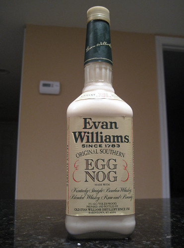 Evan Williams Egg Nog | by Scott Beale