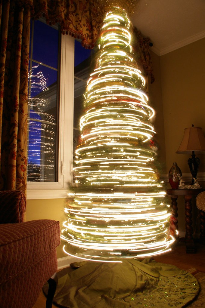 Unusual Christmas Tree