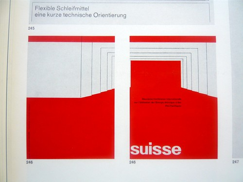 Graphic Design in Swiss Industry / Schweizer Industrie Grafik | by AisleOne