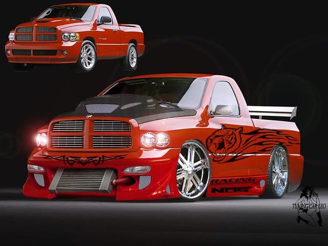 dodge ram 2500 tuning car leo tcl flickr. Black Bedroom Furniture Sets. Home Design Ideas