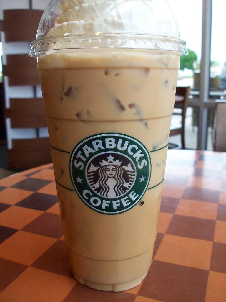 Skinny White Chocolate Mocha At Starbucks