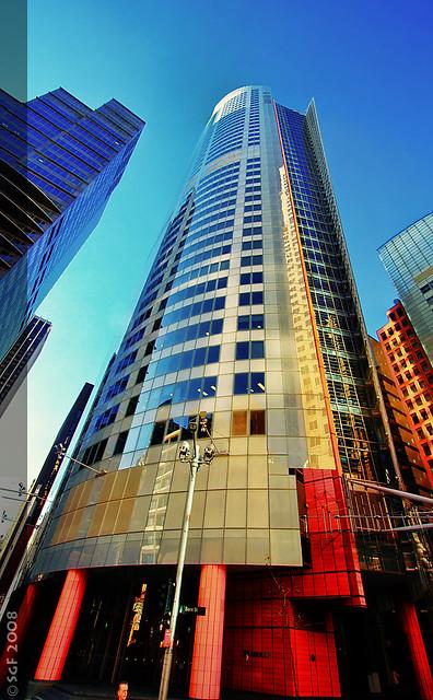 World Tech Auto >> ABN Amro Tower Sydney | The ABN Amro building in Aurora