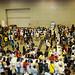 Throngs of job seekers