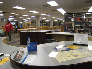 New Shapiro reference desk