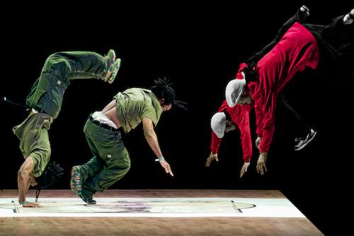 Dance Hip Hop Shoes Men
