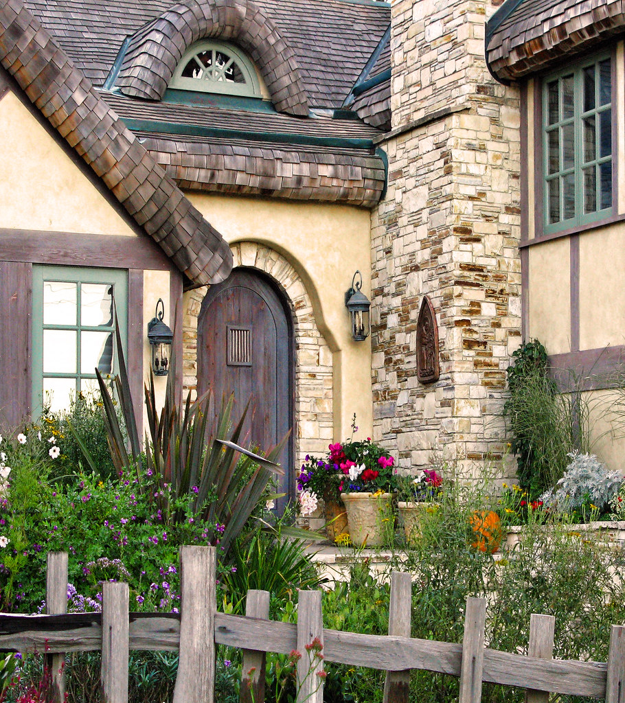 The Fairytale Cottages Of Carmel By The Sea As You Can