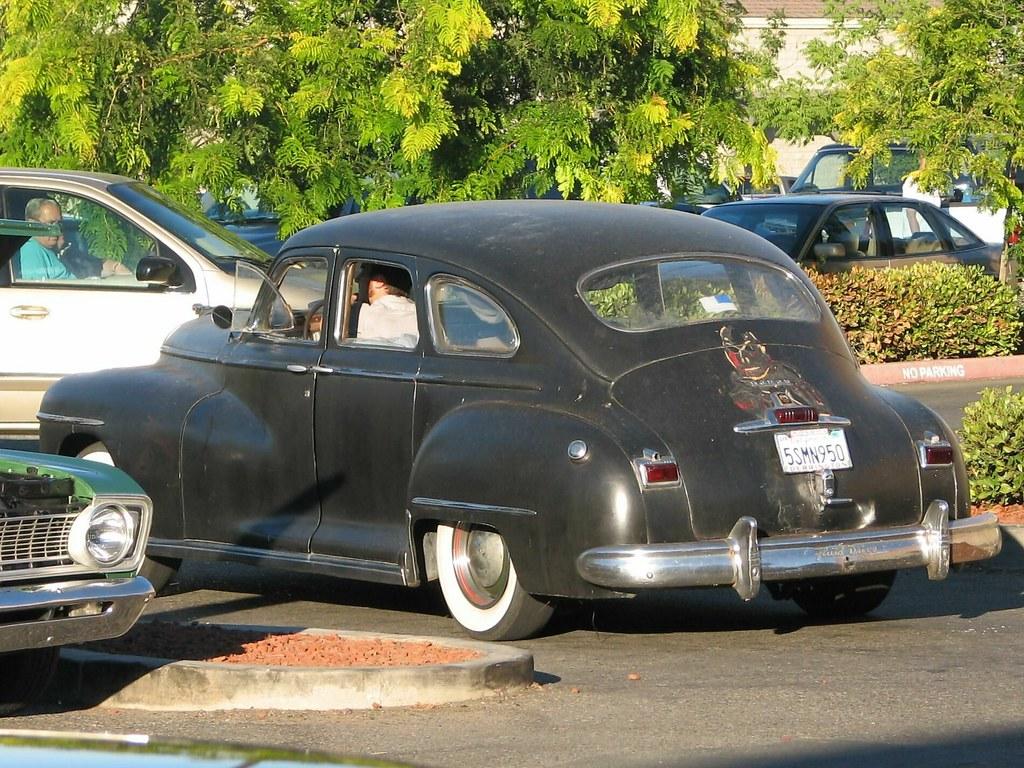 1947 Dodge D24 4 Door Sedan '5SMN950' 2 | Jack Snell | Flickr