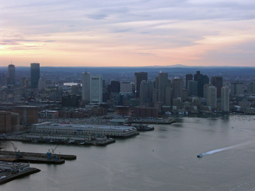Downtown Boston Aerial | by ATIS547