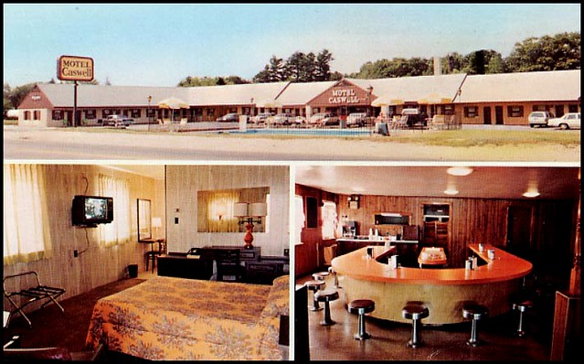 Motel  Tewksbury