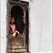 Une Fille à sa Fenêtre