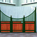 Classic Equine European horse stall front