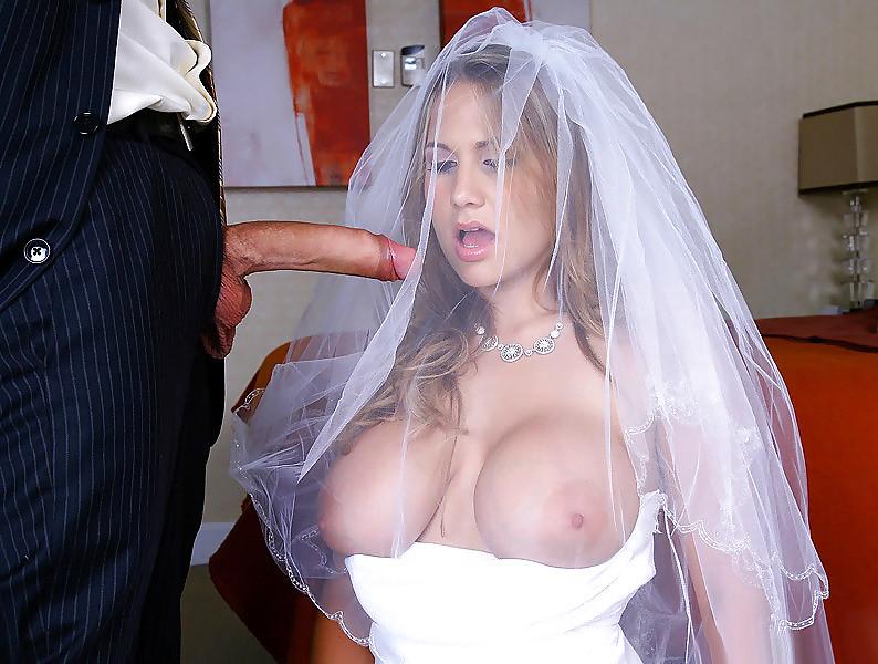 Сиськи фото на свадьбе