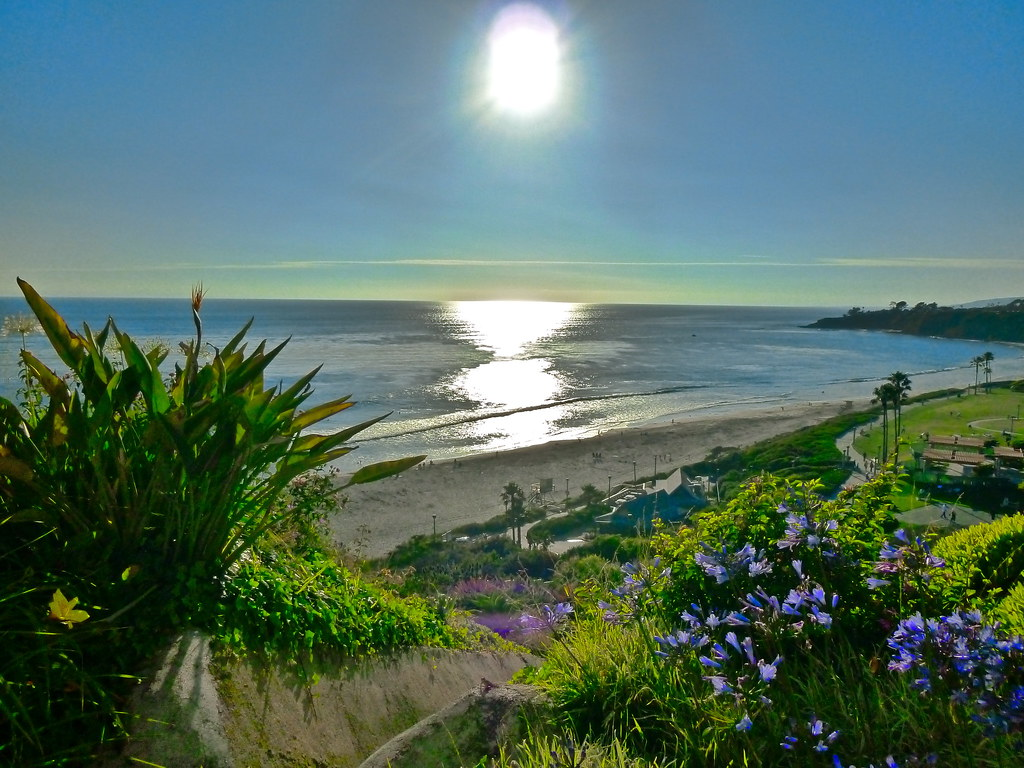 Salt Creek Beach Ritz Carlton Salt Creek Beach as Seen From