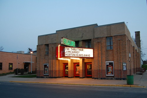 Blaine Theatre | by Hacopus