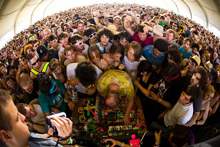 Dan Deacon @ Coachella 2008 | by Redfishingboat (Mick O)
