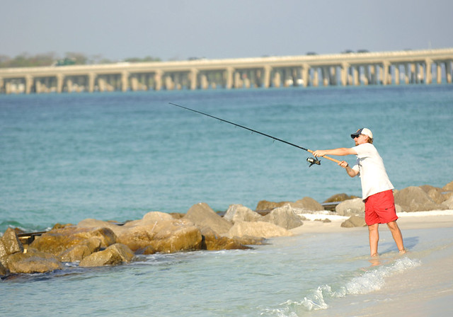 Destin jetty fishing explore destin florida with for Destin fl fishing report