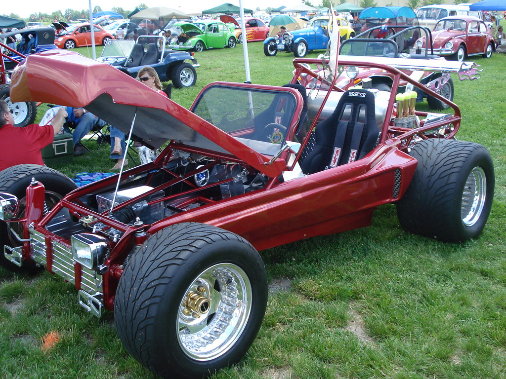 Vw Air Cooled Funfest 2008 Dune Buggy Midamerica