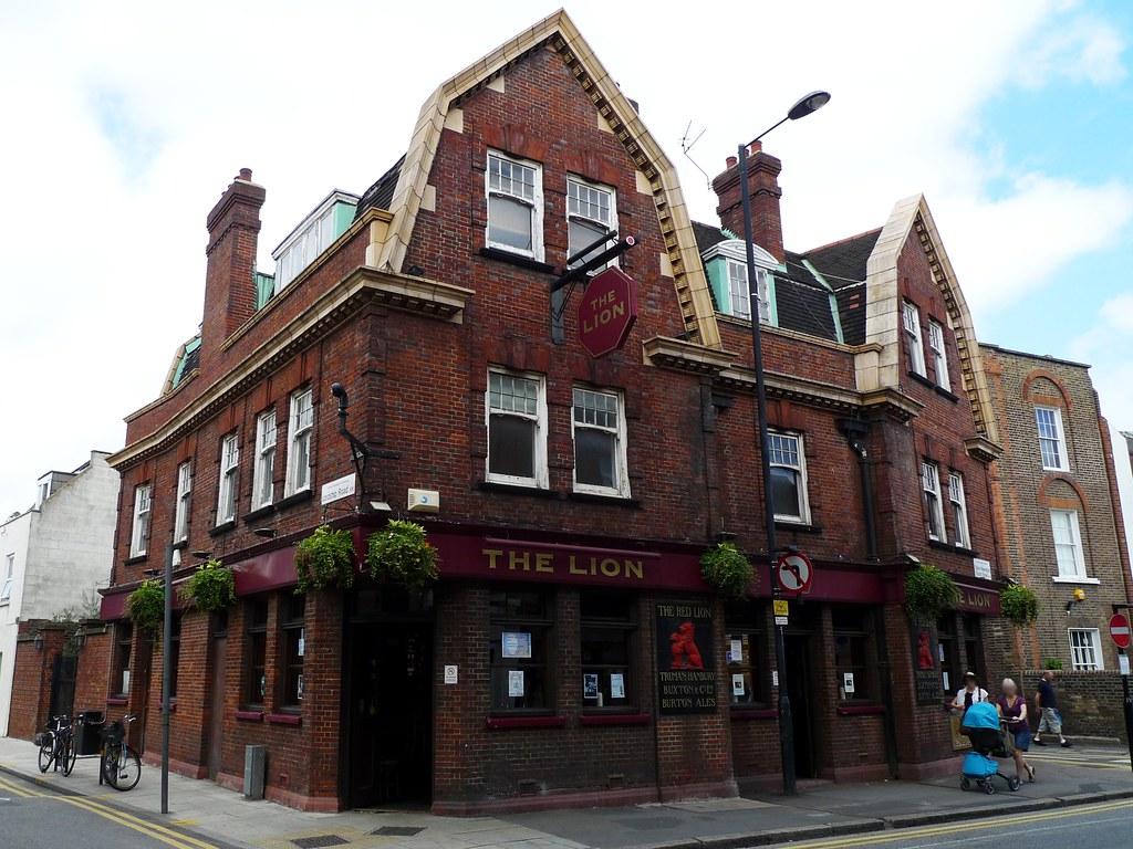 Red Lion Street Restaurants
