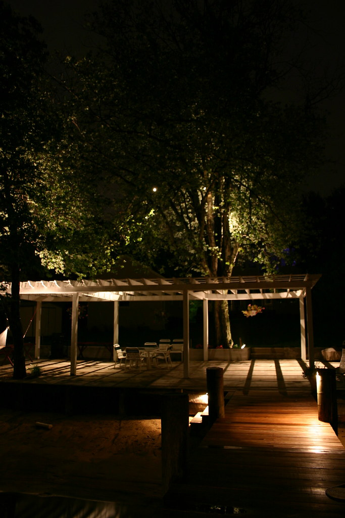 Outdoor Lighting Perspectives: Pergola Outdoor Lighting Perspectives 2