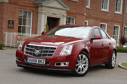 2009 Cadillac Cts All New Technology New Design And A H
