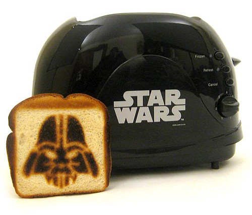 Vader Toaster | by bonniegrrl