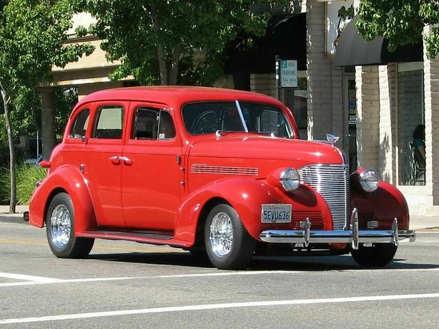 1939 chevrolet 4 door sedan custom 39 5evu636 39 1 flickr for 1939 chevy 4 door sedan