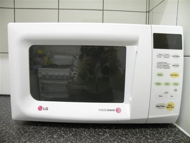 lg intellowave microwave oven it comes with the owner s flickr rh flickr com Microwave Oven Microwave Ovens New Models