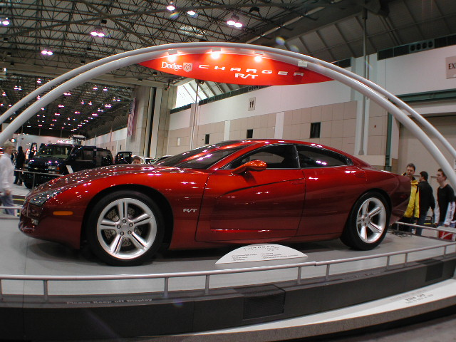 1999 Dodge Charger Rt Concept Very Different From The Char Flickr