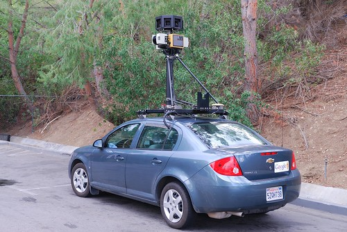 Google Camera Car Flickr Photo Sharing