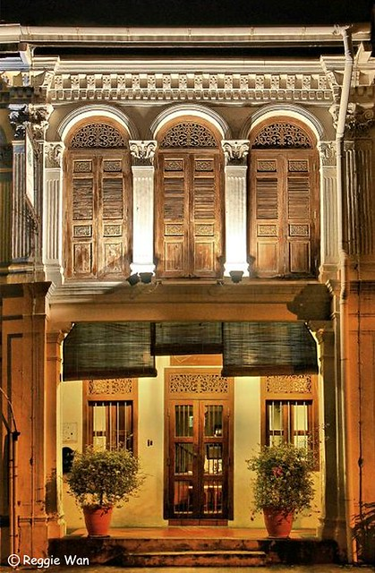 Peranakan House at Kandahar Road Singapore. | This type of ...