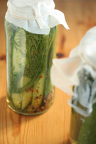 pickle jar | by David Lebovitz