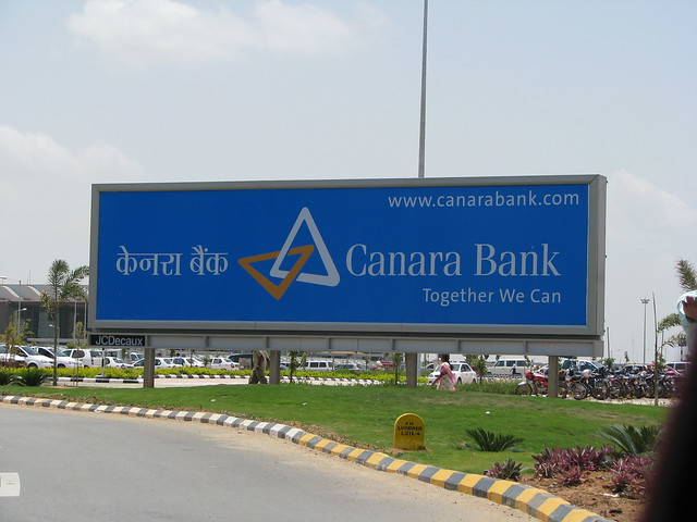 Canara Bank Travel Card Reload Form