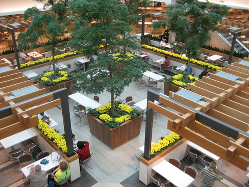 Fairview mall food garden an overview of the new food ga flickr - Hello this is my new picture garden interior ...