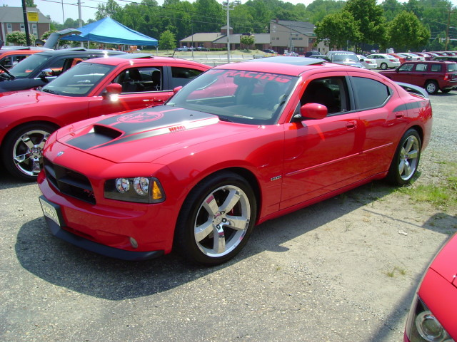 2007 Dodge Charger R/T Daytona | Old School-New School show … | Flickr