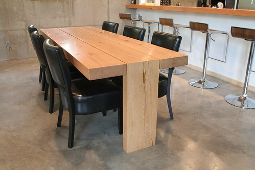 Fir Dining Table | by Eastvold Custom