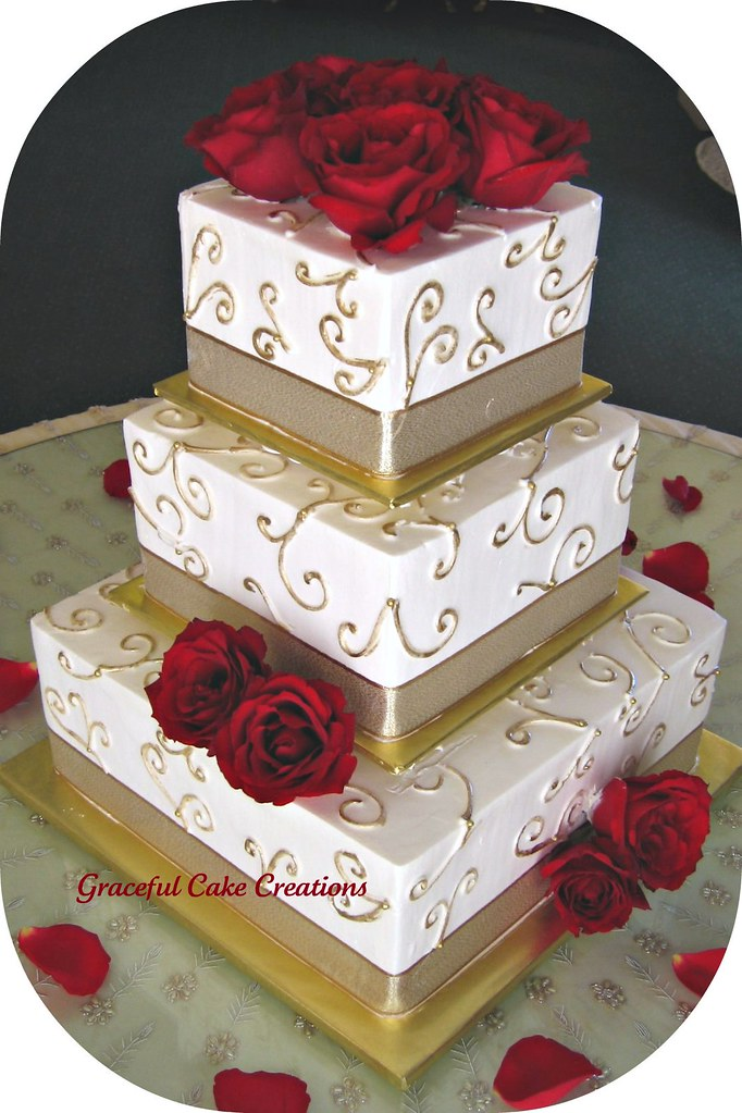 Wedding Cakes Gold Coast Tweed Heads