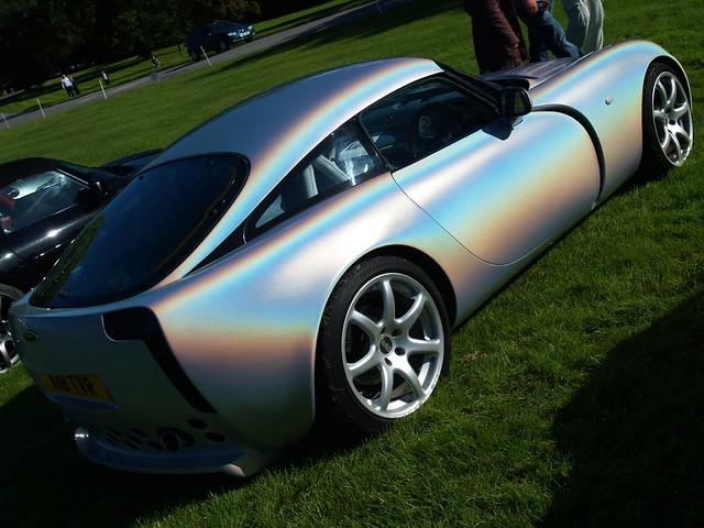 Pearlescent Car Paint >> TVR T350t Sports Car - 2004 (Pearl Paint Work) | TVR T350t S… | Flickr