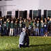 Dartmouth Glee Club singing
