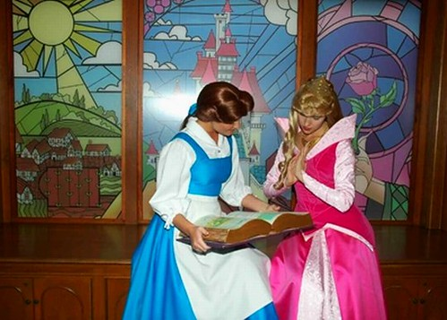 Belle And Aurora Love To Read Stories Belle And
