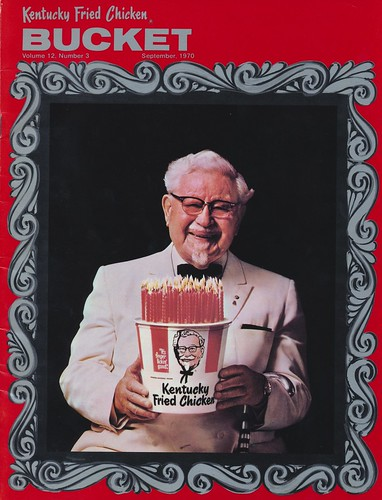 Kentucky Fried Chicken Bucket | by The Cardboard America Archives