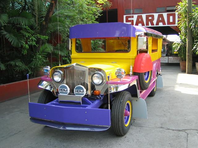 Hawaiian Airline Jeepney Sarao Motors Compound Sarao