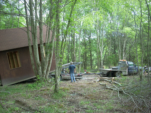 Kirk 39 S Shed Chapel In The Woods Office Space Once Upon