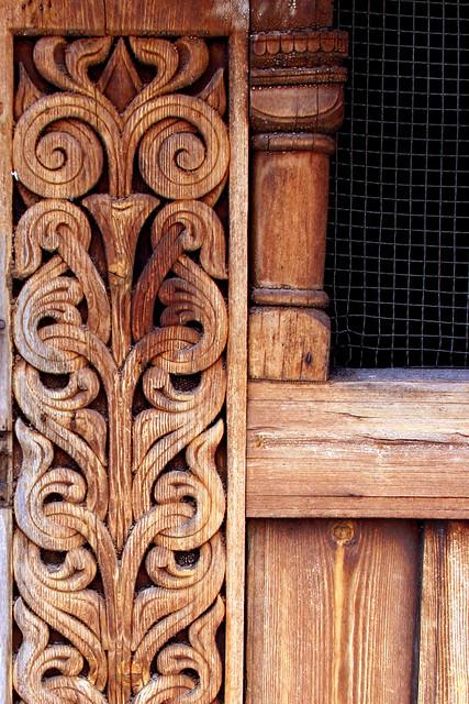 Heddal stavkirke dreis flickr