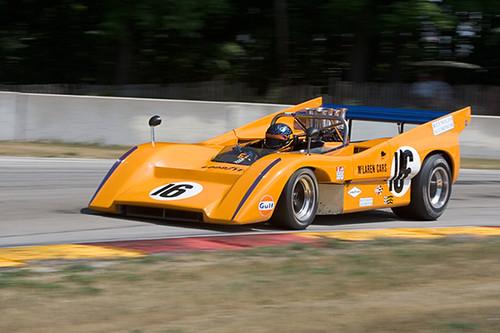 McLaren M8D | The race-winning 1970 McLaren M8D of Greg ...