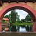 Mespelbrunn arch
