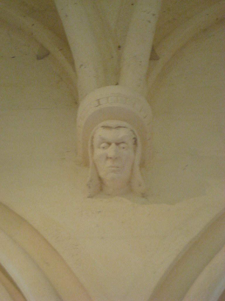 Abbaye de saint pierre sur dives salle capitulaire - Office de tourisme saint pierre sur dives ...