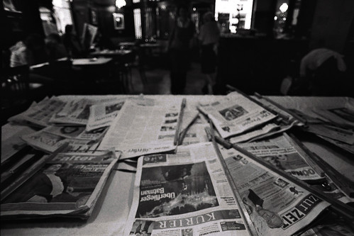 Newspapers | by Alex Barth